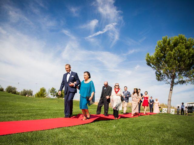 La boda de Reham y Carlos en Alcalá De Henares, Madrid 9