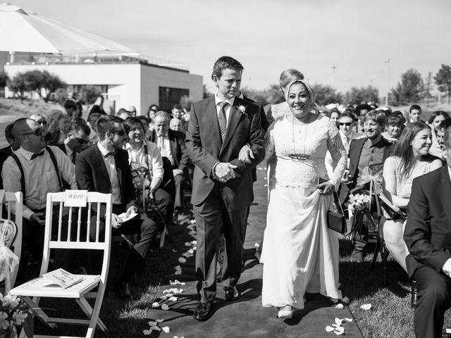 La boda de Reham y Carlos en Alcalá De Henares, Madrid 11