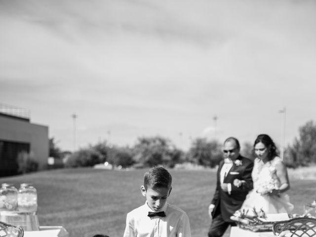La boda de Reham y Carlos en Alcalá De Henares, Madrid 14