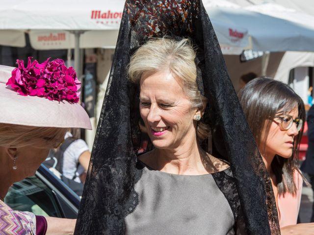 La boda de Roque y Romina en Nigran, Pontevedra 14