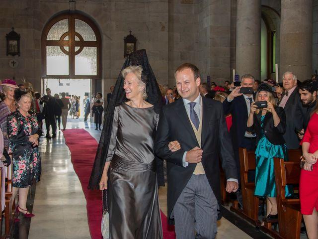 La boda de Roque y Romina en Nigran, Pontevedra 19