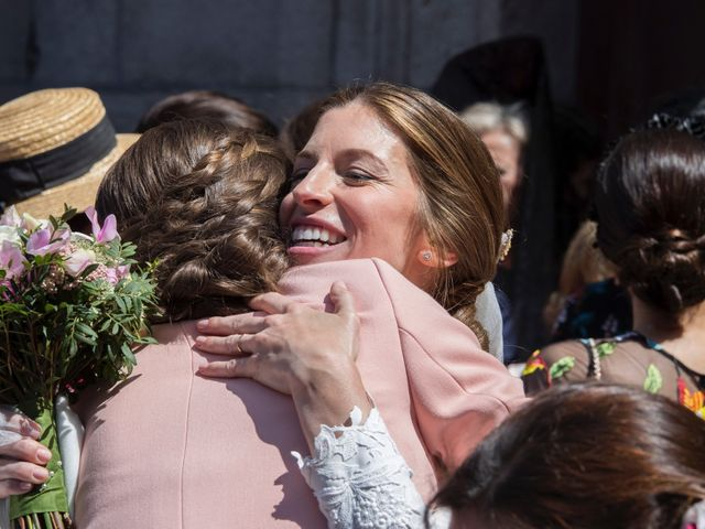 La boda de Roque y Romina en Nigran, Pontevedra 39