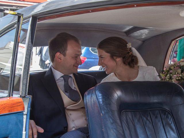 La boda de Roque y Romina en Nigran, Pontevedra 40