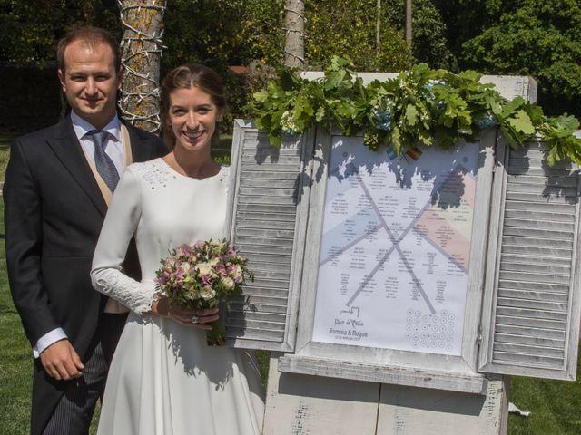 La boda de Roque y Romina en Nigran, Pontevedra 56