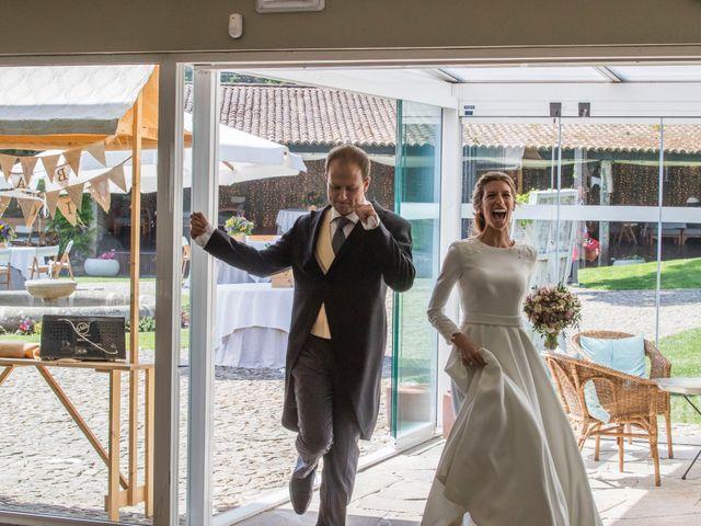 La boda de Roque y Romina en Nigran, Pontevedra 57