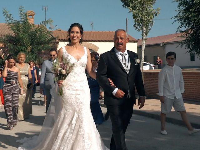 La boda de Isra y Laura en Medina Del Campo, Valladolid 1