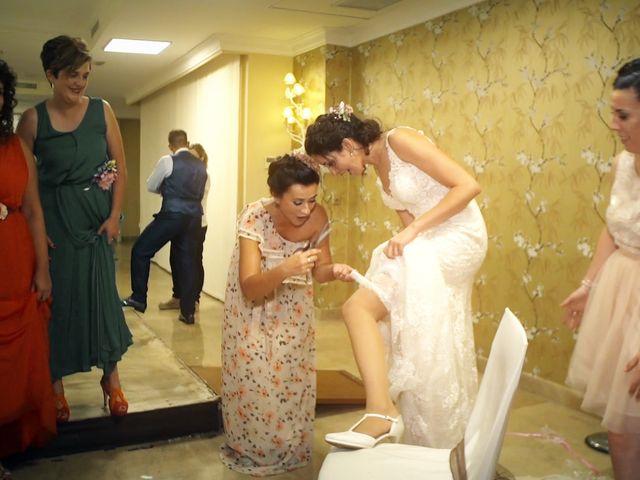La boda de Isra y Laura en Medina Del Campo, Valladolid 31