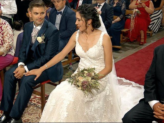 La boda de Isra y Laura en Medina Del Campo, Valladolid 9