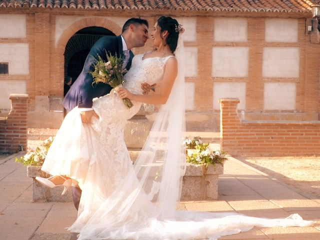 La boda de Isra y Laura en Medina Del Campo, Valladolid 12