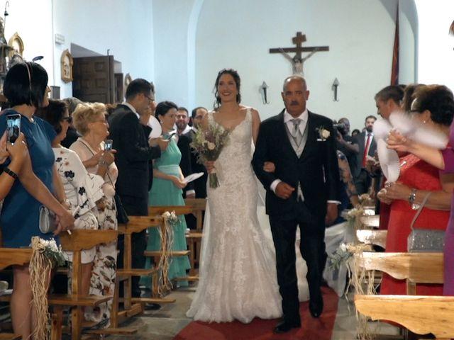 La boda de Isra y Laura en Medina Del Campo, Valladolid 2