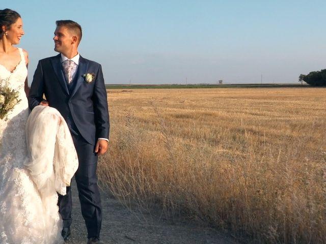 La boda de Isra y Laura en Medina Del Campo, Valladolid 16