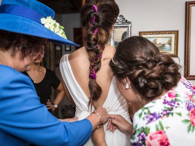 La boda de Andoni y Paula en Elciego, Álava 35