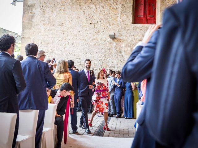 La boda de Andoni y Paula en Elciego, Álava 45