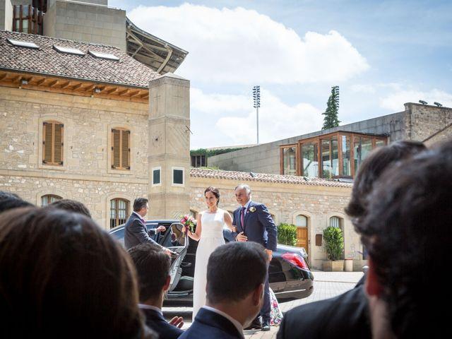 La boda de Andoni y Paula en Elciego, Álava 48