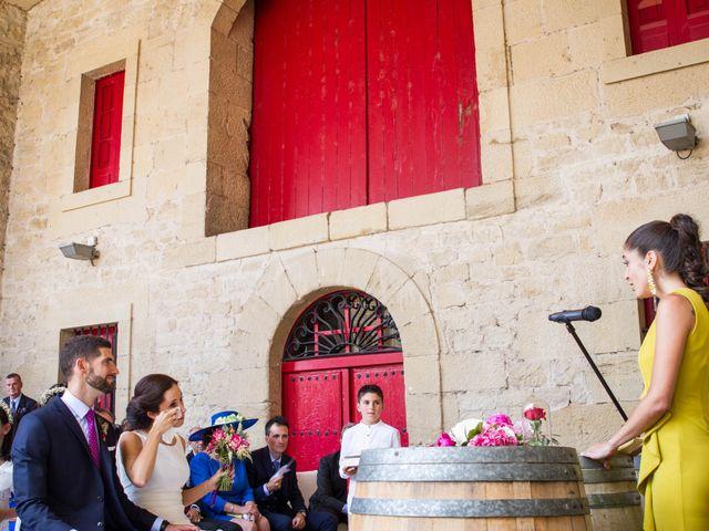 La boda de Andoni y Paula en Elciego, Álava 70