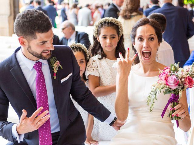 La boda de Andoni y Paula en Elciego, Álava 74