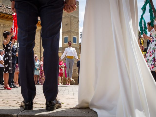 La boda de Andoni y Paula en Elciego, Álava 76