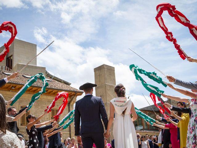 La boda de Andoni y Paula en Elciego, Álava 79