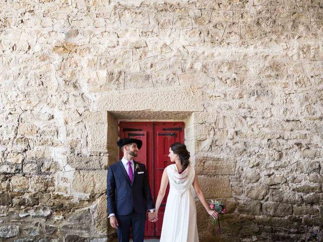 La boda de Andoni y Paula en Elciego, Álava 80