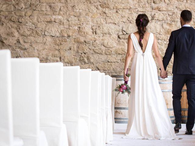 La boda de Andoni y Paula en Elciego, Álava 82