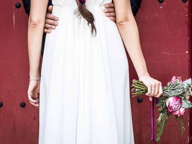 La boda de Andoni y Paula en Elciego, Álava 90
