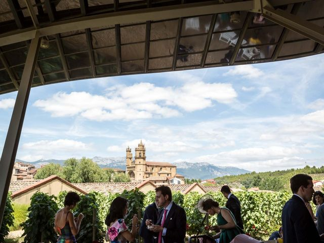 La boda de Andoni y Paula en Elciego, Álava 97