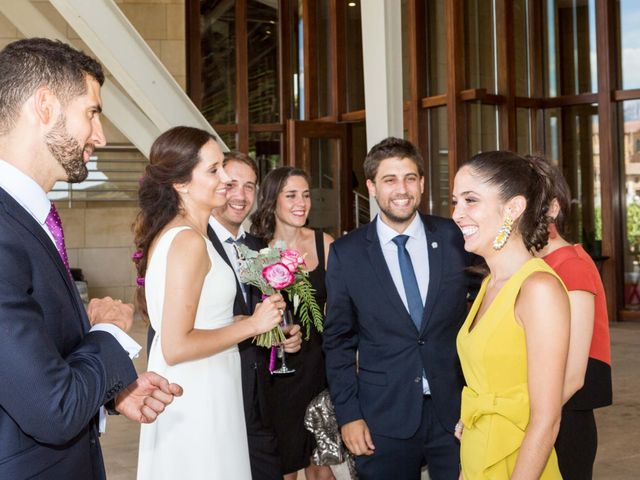 La boda de Andoni y Paula en Elciego, Álava 111