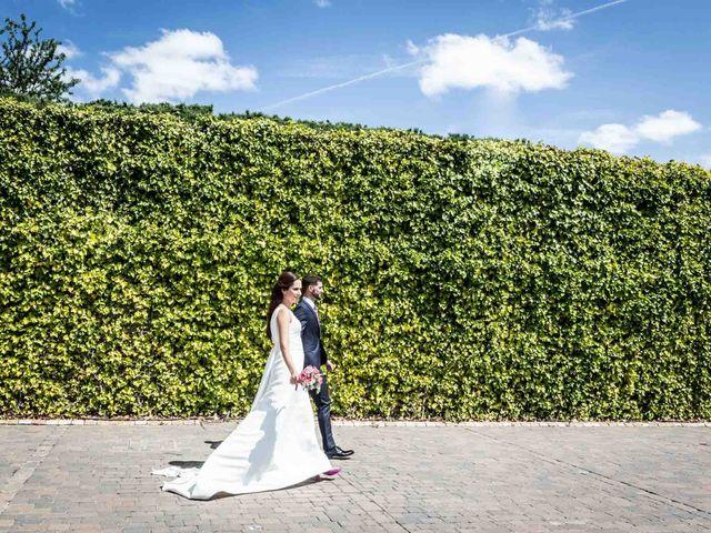 La boda de Andoni y Paula en Elciego, Álava 115