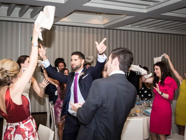 La boda de Andoni y Paula en Elciego, Álava 125