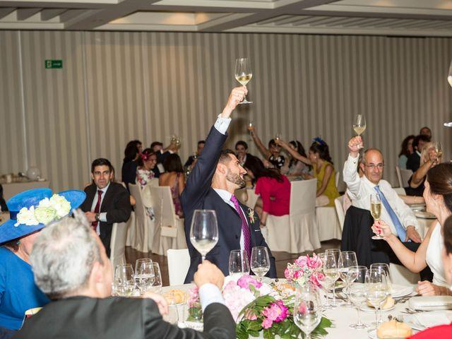 La boda de Andoni y Paula en Elciego, Álava 130