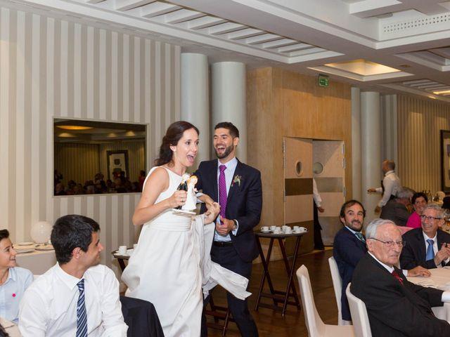 La boda de Andoni y Paula en Elciego, Álava 131