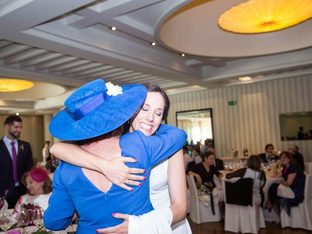 La boda de Andoni y Paula en Elciego, Álava 134