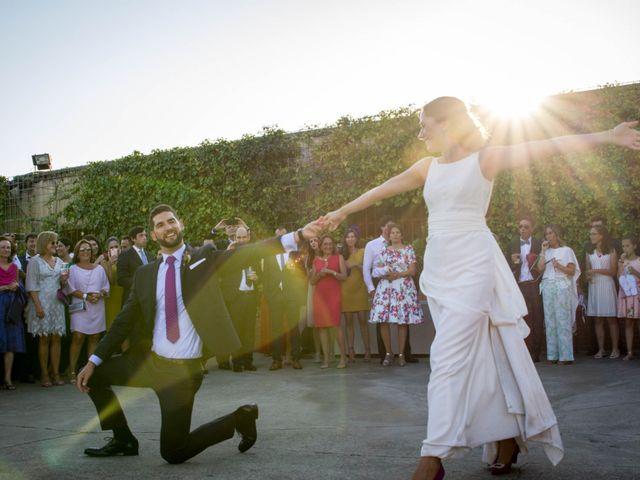 La boda de Andoni y Paula en Elciego, Álava 135