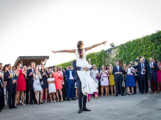 La boda de Andoni y Paula en Elciego, Álava 137
