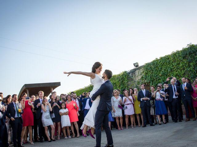 La boda de Andoni y Paula en Elciego, Álava 138
