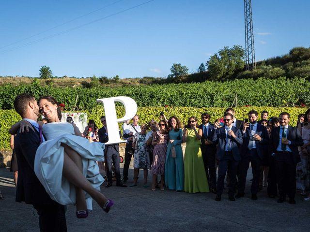 La boda de Andoni y Paula en Elciego, Álava 140