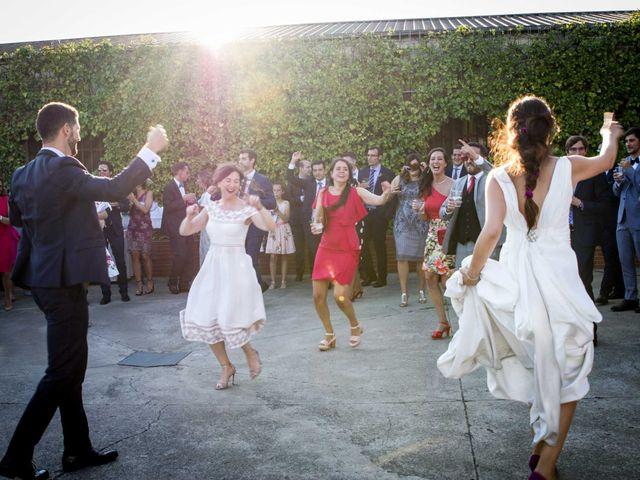 La boda de Andoni y Paula en Elciego, Álava 141