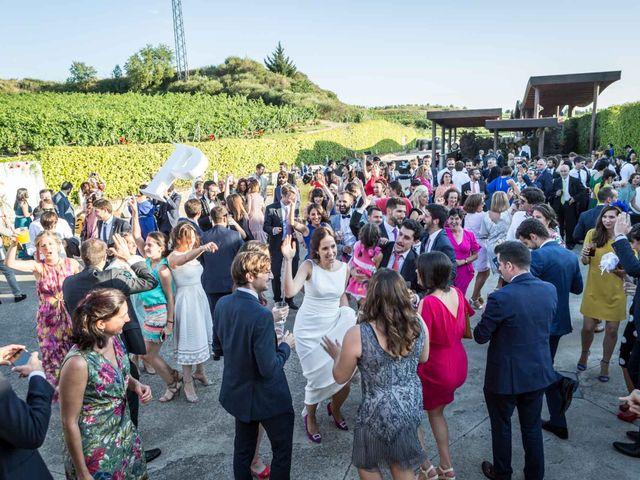 La boda de Andoni y Paula en Elciego, Álava 142