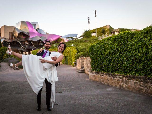 La boda de Andoni y Paula en Elciego, Álava 153