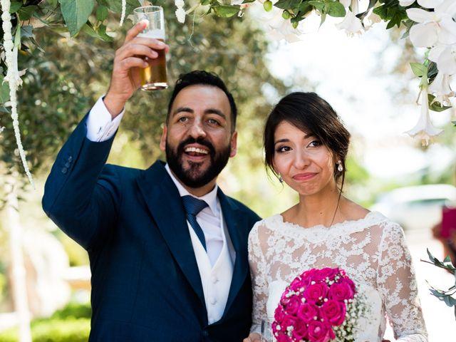 La boda de Teddy y Diana en Petrer, Alicante 24