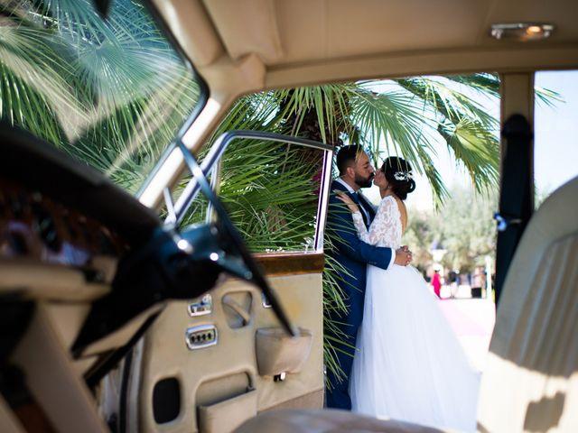 La boda de Teddy y Diana en Petrer, Alicante 2