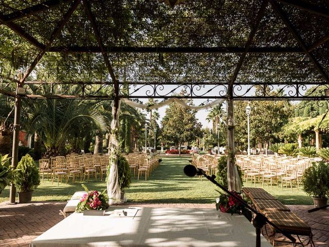 La boda de Gonzalo y Lola en Granada, Granada 25