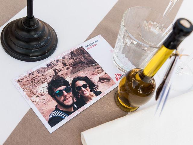 La boda de Gonzalo y Lola en Granada, Granada 26