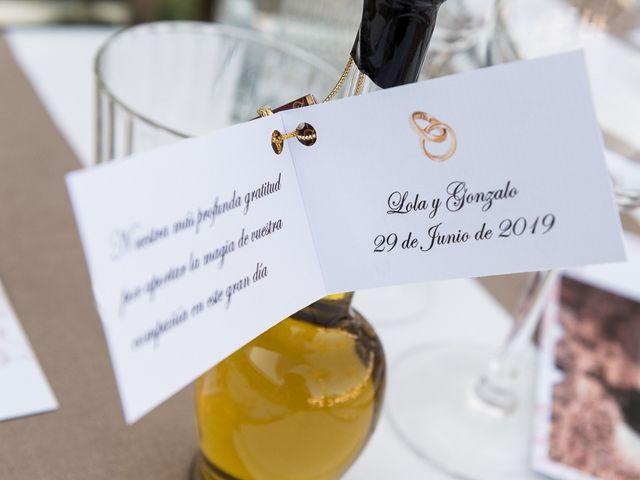 La boda de Gonzalo y Lola en Granada, Granada 28