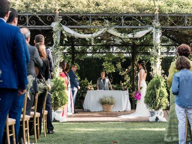 La boda de Gonzalo y Lola en Granada, Granada 33