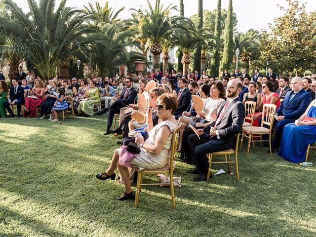 La boda de Gonzalo y Lola en Granada, Granada 36