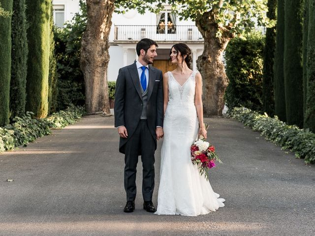 La boda de Gonzalo y Lola en Granada, Granada 43