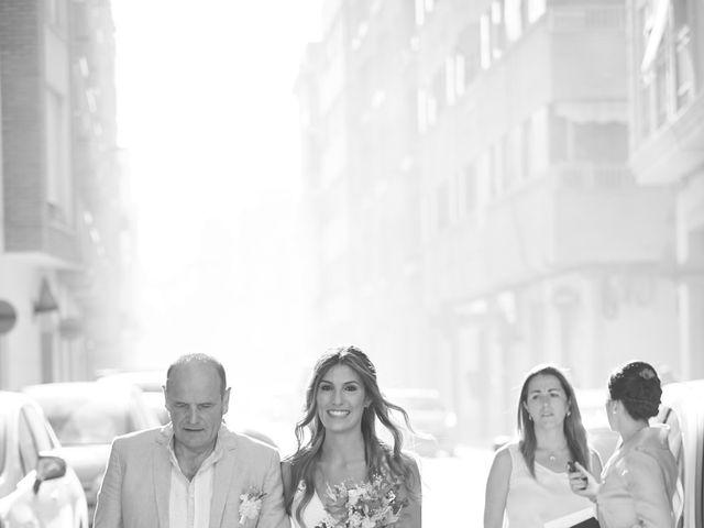 La boda de Hector y Alba en Picassent, Valencia 54