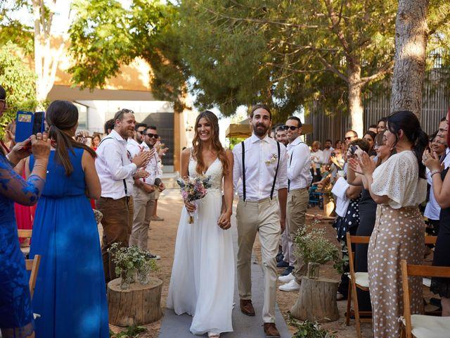 La boda de Hector y Alba en Picassent, Valencia 60
