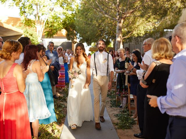 La boda de Hector y Alba en Picassent, Valencia 62